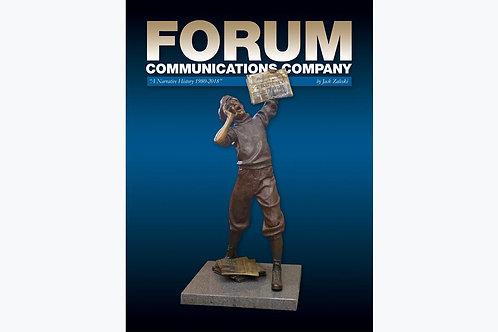 Forum Communications Company - A Narrative History 1980-2018