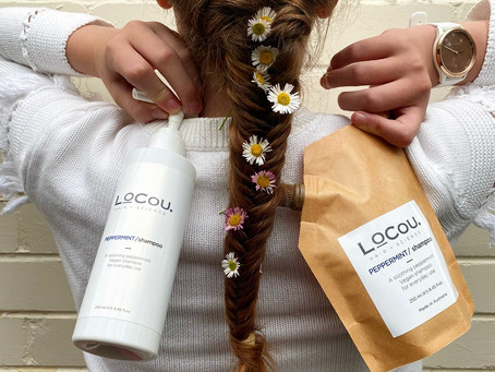 fast five with: locou haircare