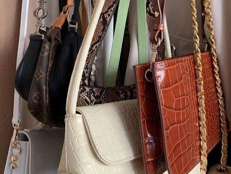 #LizLoves...the bag edit