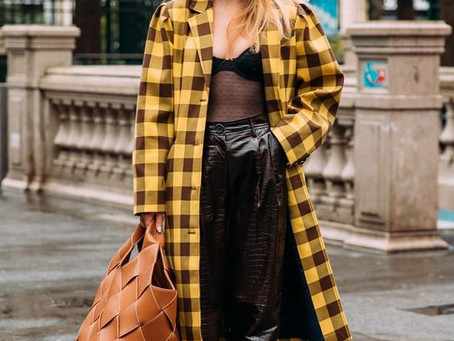 3 things in 3 minutes: CHECKED COATS