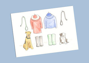 Wellies coats and pets from £30.00