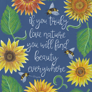If you truly love nature £2.50 + P&P