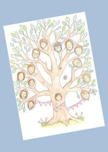 Family Tree £35.00