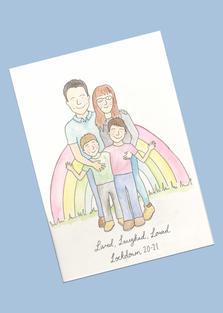 Lockdown family from £30.00