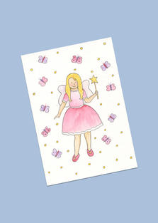 Themed small child £15.00