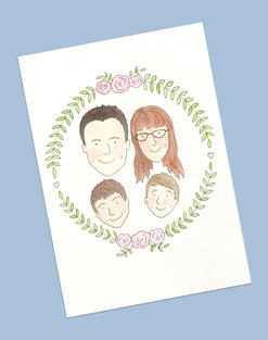 Family Wreath from £25.00