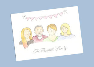 Family from £25.00