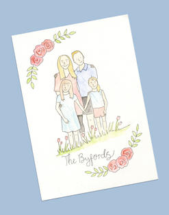 Family decorative from £25.00