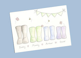 Large wellies from £25.00