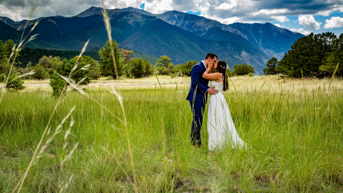 Happy Mountain Couple