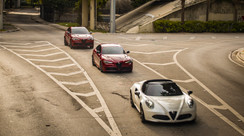 Alfa Romeo: National Campaign