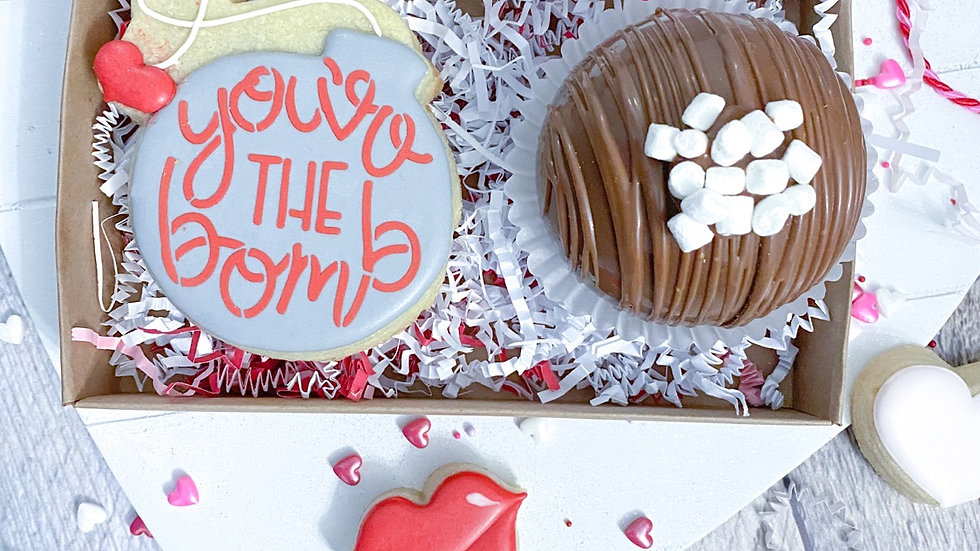 You're The Bomb Cookie or Gift Set