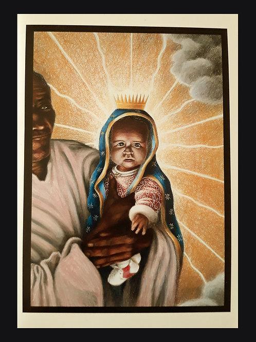 La Virgen Infante / Baby Guadalupe