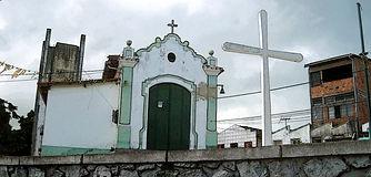 Sao Antonio Church, Itaparica, Bahia, Brazil