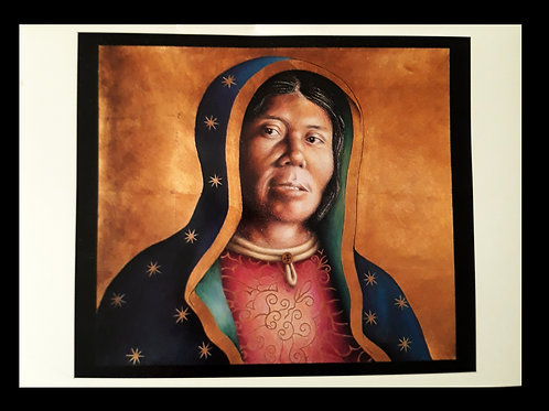 Icon of the Virgen Indigena