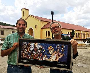 Hector Fdo Mtz, yo, y Romero