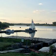 Maidenhead Sailing Club Sunset