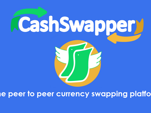 Welcome to Cashswapper