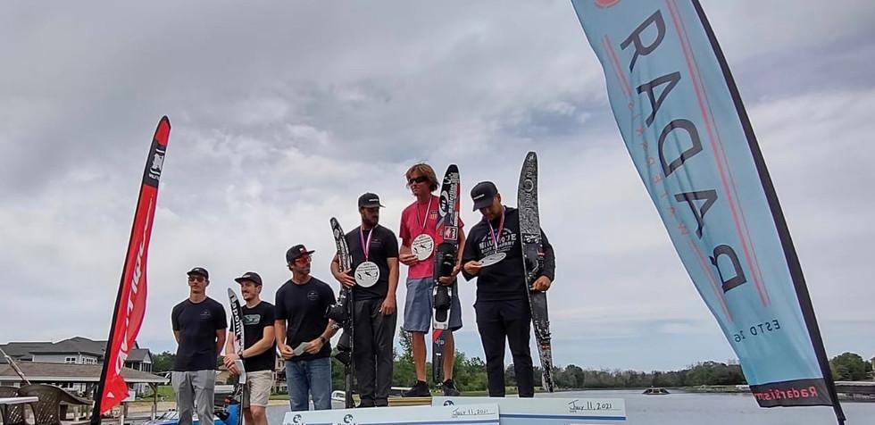 Ski Stillwaters Pro Team Challenge
