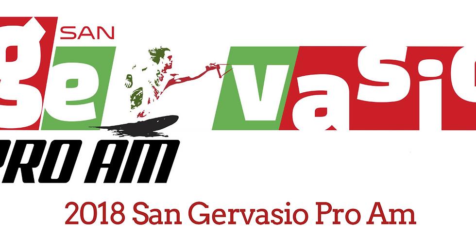 San Gervasio Pro Am