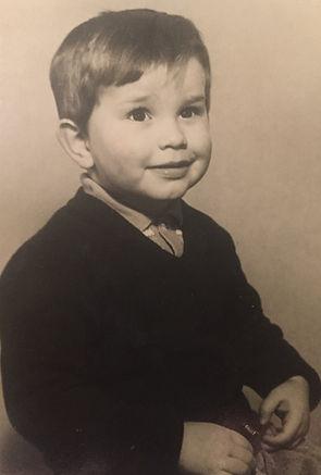 Clive Hathaway Travis, Bedford ca 1965