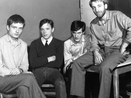 Joy Division Research Project
