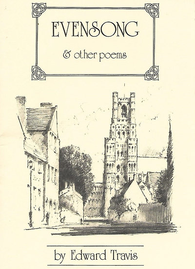 Evensong and Other Poems by Edward Blakeley Travis