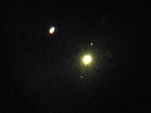 木星と土星:世紀をいくつも超えた巡り会い