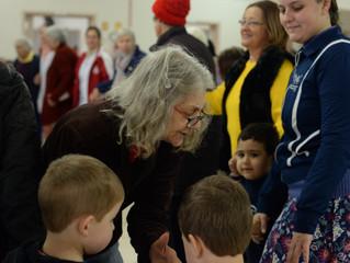 Casa de Amparo Mão de Deus promoveu encontro de gerações pelo Dia dos Avós