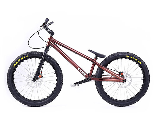 "CZAR 24"" Street Trials Bike 2014 B"