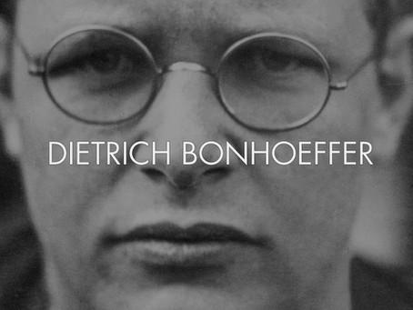 The Death of Death and the Faith of Dietrich Bonhoeffer
