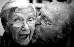 The love life of a really old couple