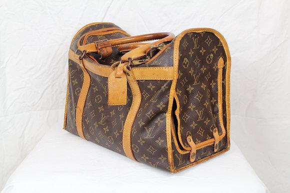 Louis Vuitton Monogram Dog Bag 40
