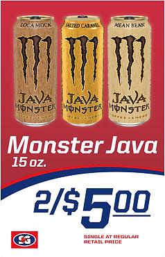 Monster Java 2021