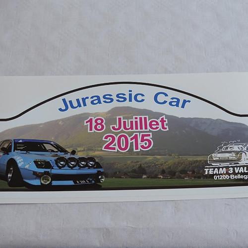 1ère Jurassic cars