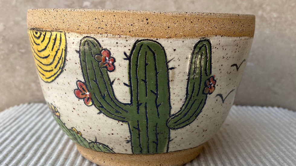 Cactus Bowl #4 -LG