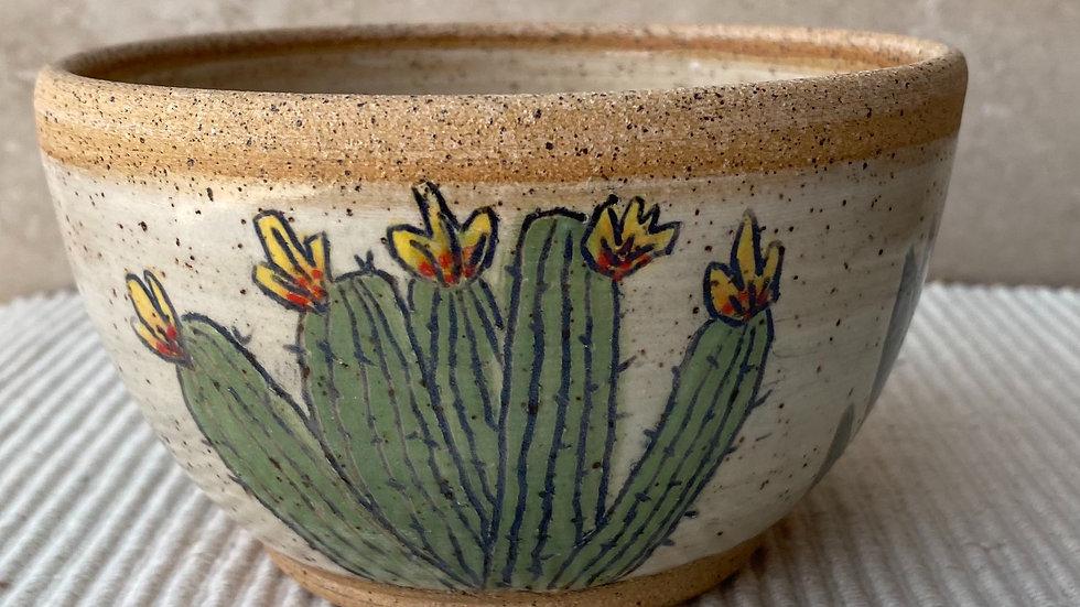 Cactus Bowl #3 - Medium
