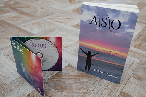 Special - ASO by Lindsey Mackie with CD Leap by Suris