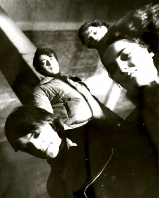 early Clynics black & white