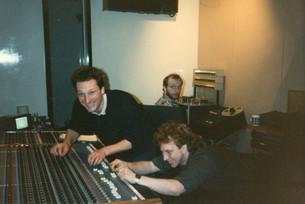 Fulham demo studio for Ensign records