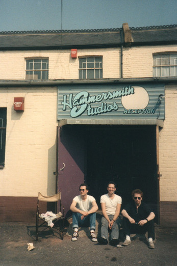 Hammersmith 8-track