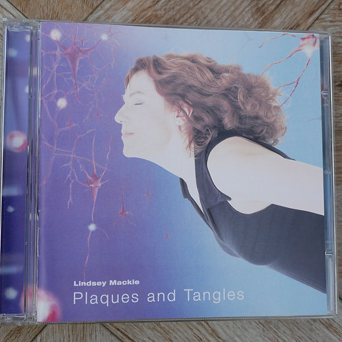 Collector's Item - Original CD Demo of Plaques and Tangles