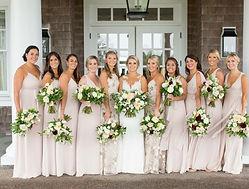 Wild Dahlia Wedding