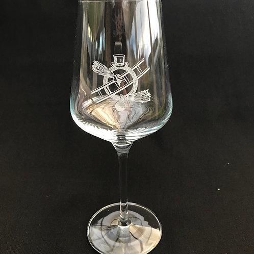 Vintage Hvidvinsglas (6 stk.)