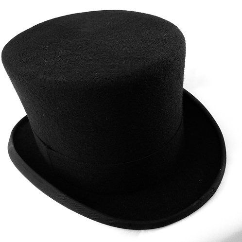 Høj Hat - Uldfilt
