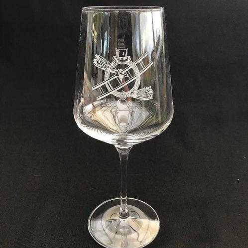 Vintage Rødvinsglas (6 stk.)
