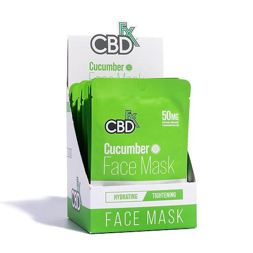 CBDfx Face Mask – 50mg – 20pk - Lavender