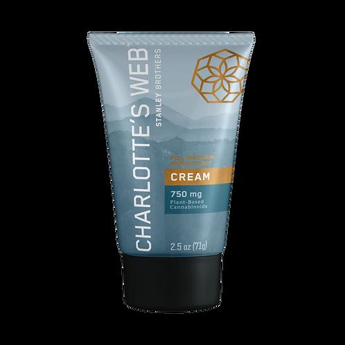 CHARLOTTE'S WEB Hemp Infused Cream w/ CBD