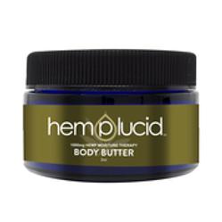 Hemp Lucid Whole-Plant CBD Body Cream – 1000mg