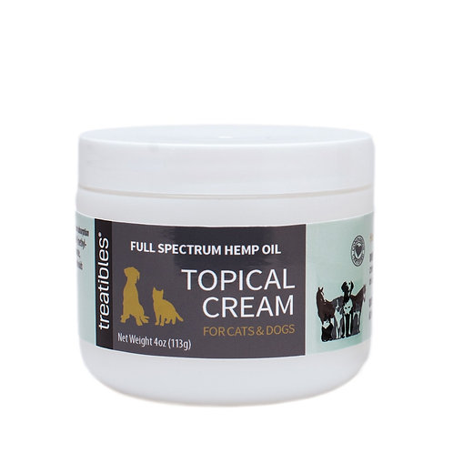 TREATIBLES – FSHO Topical Cream 240mg – Feline and Canine